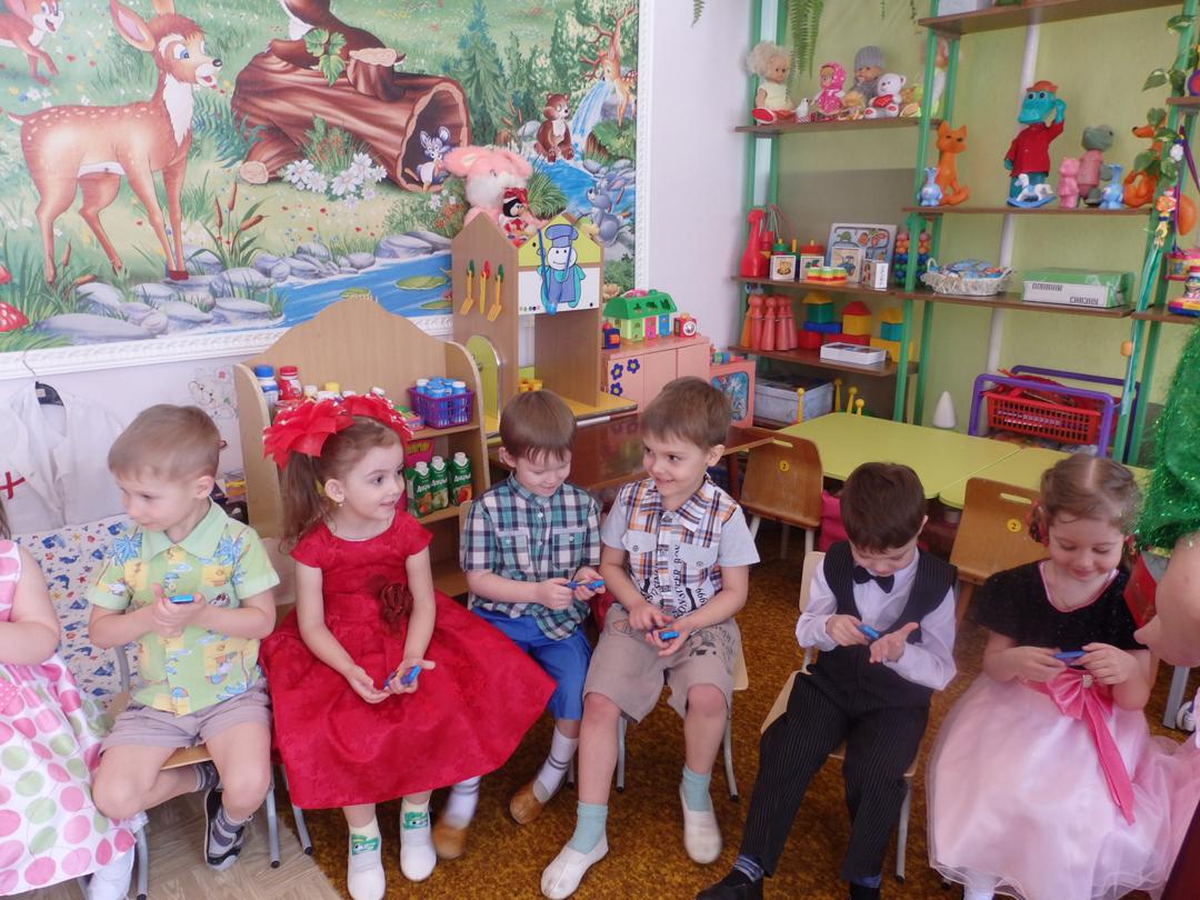 Детский сад 18 в Гае